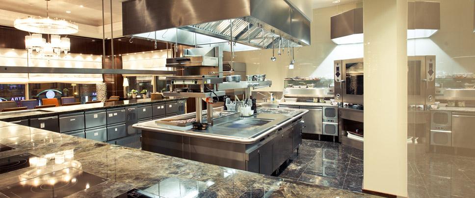 Commercial kitchen sydney