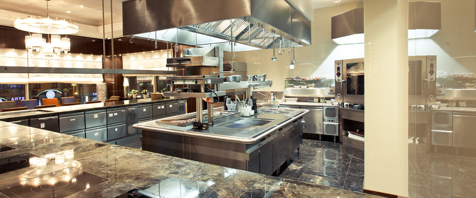 Commercial kitchen sydney